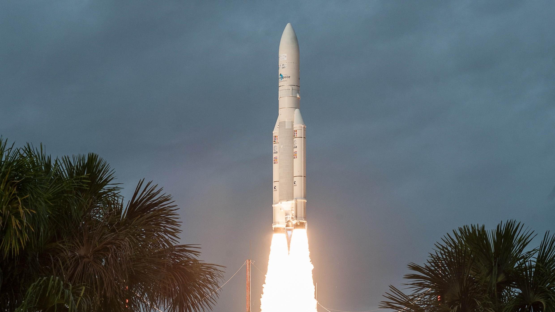 Un altro successo per Ariane 5. Lanciati nello spazio 4 satelliti Galileo