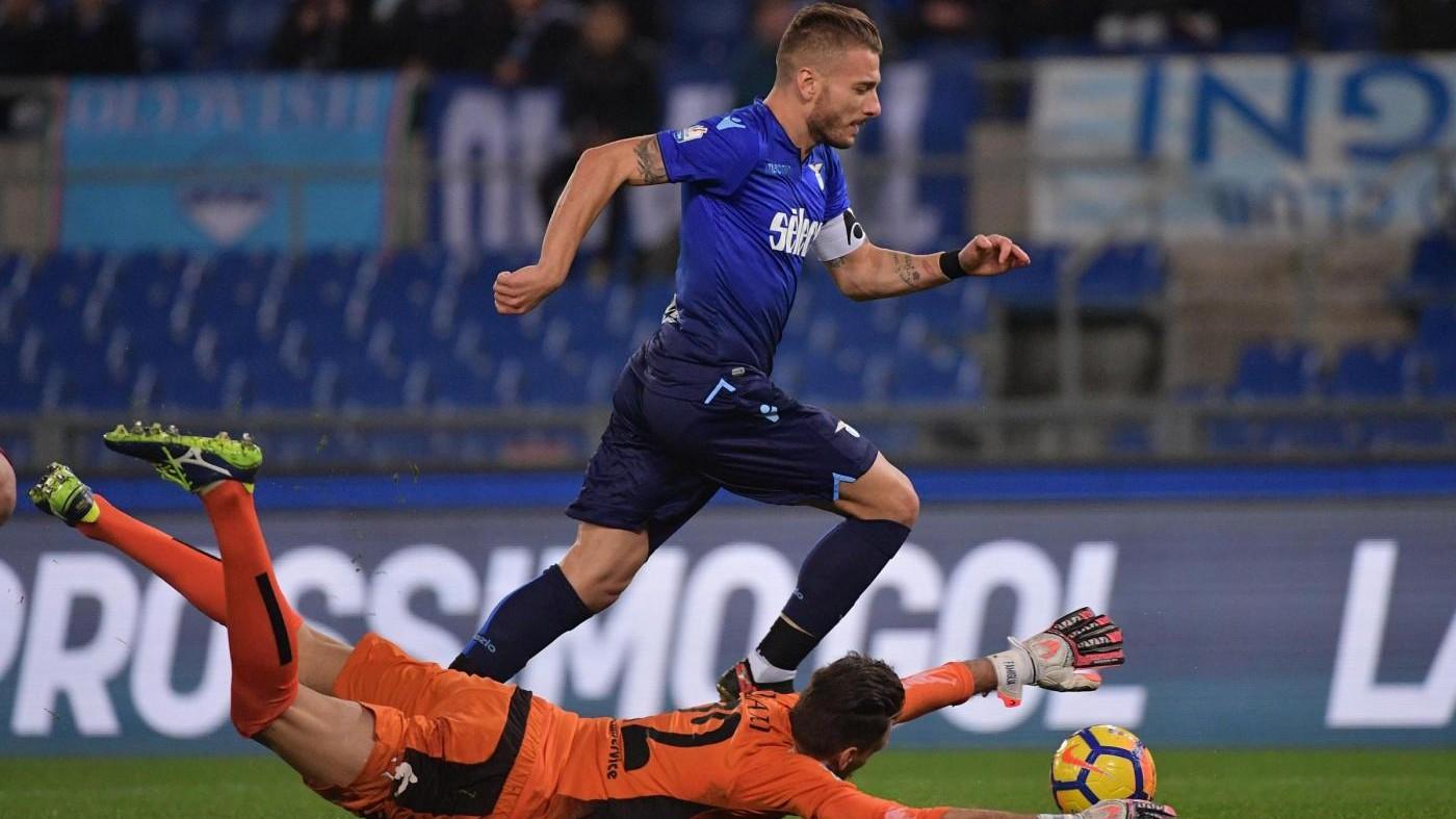 Coppa Italia, la Lazio rialza la testa. Ci va di mezzo il Cittadella: 4-1