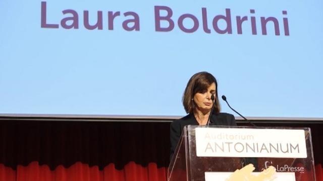 """Elezioni, Boldrini: """"No ad ammucchiate di simboli"""""""