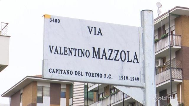 A Milano intitolata una via a Valentino Mazzola e agli Azzurri d'Italia