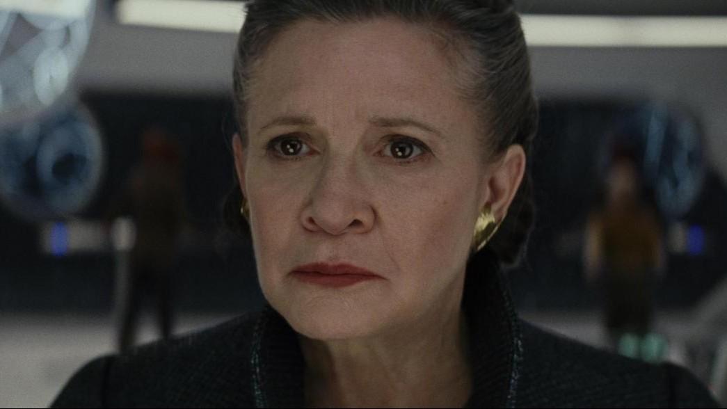 Star Wars, l'omaggio a Carrie Fisher che solo i migliori fan noteranno