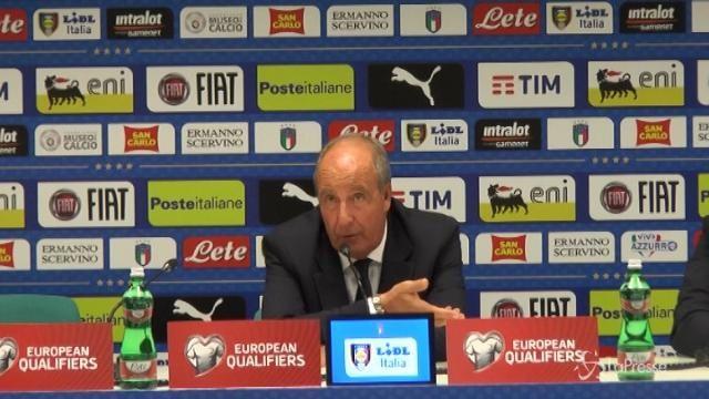 """Azzurri fuori dal Mondiale, Ventura: """"Chiedo scusa agli italiani"""""""