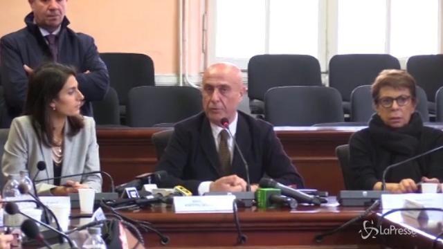 """Minniti: """"Vigilati i seggi nei ballottaggi di Ostia"""""""