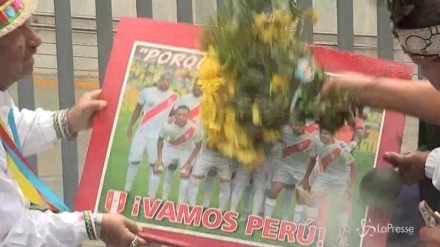 Il Perù prova tutto: riti vudù per la qualificazione ai Mondiali