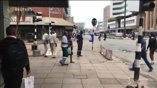 Crisi in Zimbabwe, Ue chiede un dialogo