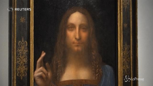 Salvator Mundi, 450 milioni per l'ultimo Leonardo