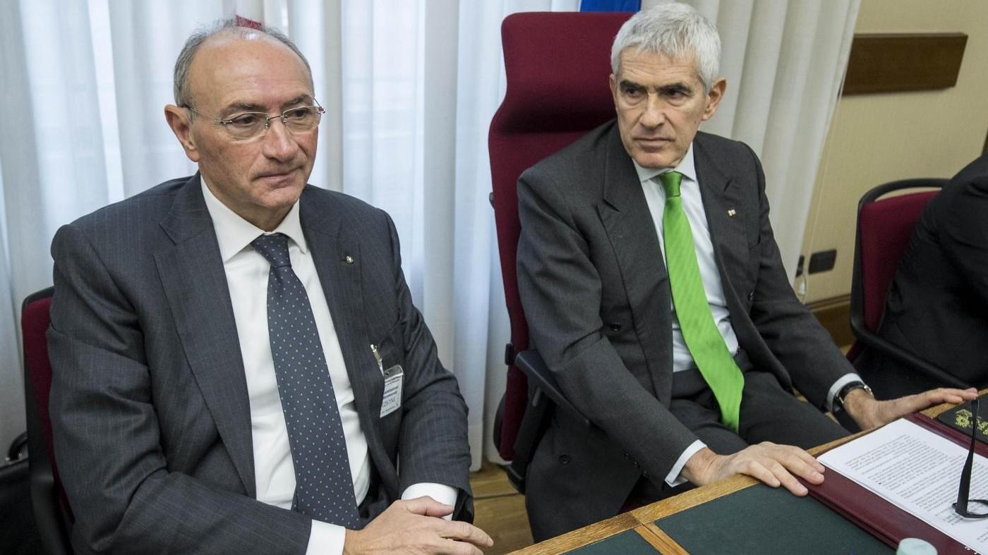 """Etruria, Ghizzoni: """"Boschi chiese di valutare un intervento, ma non ci furono pressioni"""""""