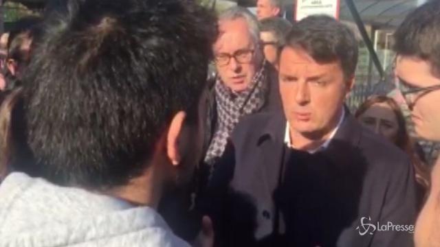 """Centrosinistra, Pisapia incontra Fassino. Renzi: """"Coalizione con pari dignità"""""""