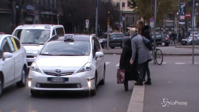 Sciopero: Taxi fermi in tutta Italia