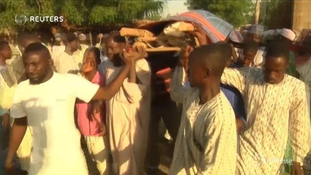 Attacco in Nigeria: almeno 50 morti