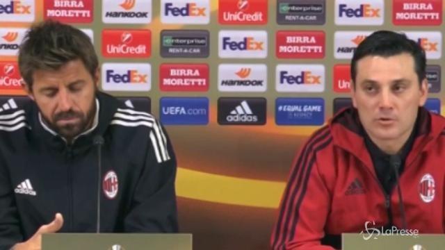 """Montella: """"Milan bersagliato e io sempre in bilico, siamo abituati"""""""
