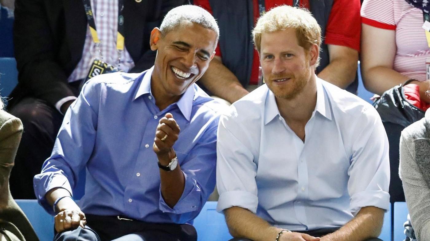 """Harry: """"Obama al matrimonio? Non voglio rovinare la sorpresa"""""""