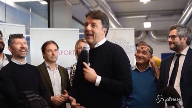 """Renzi alla Leopolda: """"Approvare legge su biotestamento"""""""