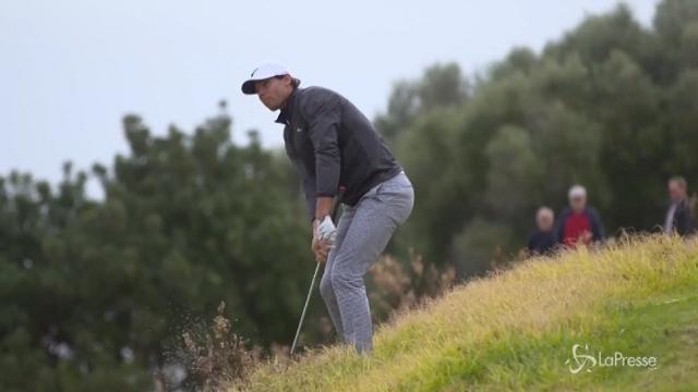 Rafael Nadal campione di golf per beneficenza