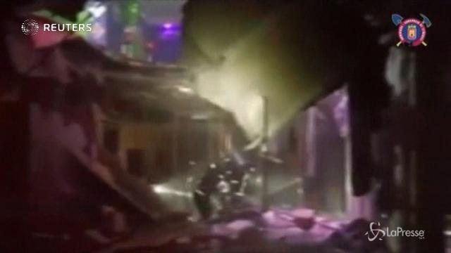 Spagna, crolla il pavimento di una discoteca: oltre 40 persone ferite a Tenerife