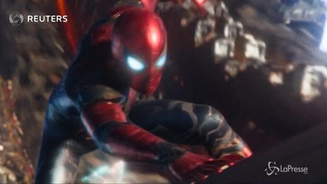 "Avangers ""Infinity war"": il primo trailer"