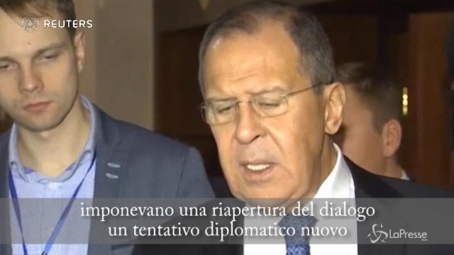 """La Russia: """"Isolare la Nordcorea è sbagliato"""""""