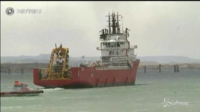"""Argentina, sottomarino scomparso. Marina: """"Non ci sono più speranze"""""""