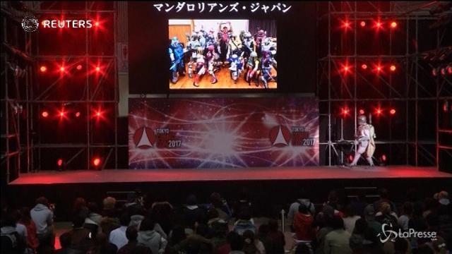 Tokyo, al Comic Con un grande cosplay dedicato a Star Wars