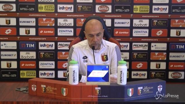 """Genoa, Ballardini: """"Senza fame non si va da nessuna parte"""""""