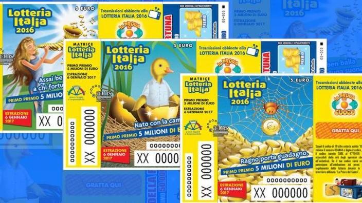 Lotteria Italia, venduto ad Anagni il biglietto vincente da 5 milioni