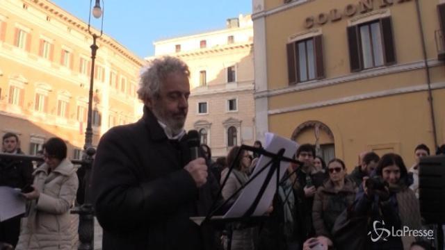 Ius Soli, Radicali leggono Pinocchio a Montecitorio