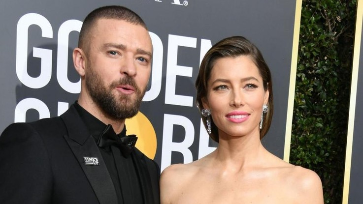 Justin Timberlake e Jessica Biel, la semplicità di un amore da Golden Globe