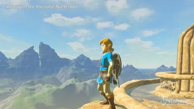"Game Awards 2017, l'Oscar dei videogiochi va a ""Legend of Zelda"""