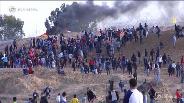Gerusalemme, palestinesi in rivolta: 4 morti e 750 feriti