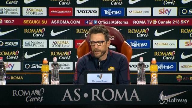 Calcio, Di Francesco: Schick pronto a giocare dal 1′