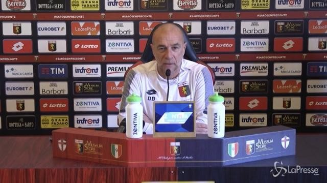 """Calcio, Ballardini: """"Voglio un Genoa rock"""""""