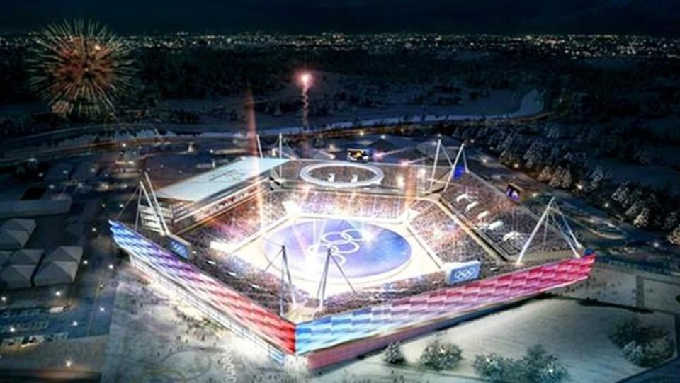 Giochi invernali in corea oltre 120 azzurri in gara for Xxiii giochi olimpici invernali di pyeongchang medaglie per paese