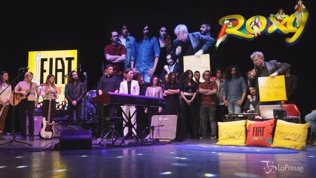 Fiat Music, le finali a Sanremo