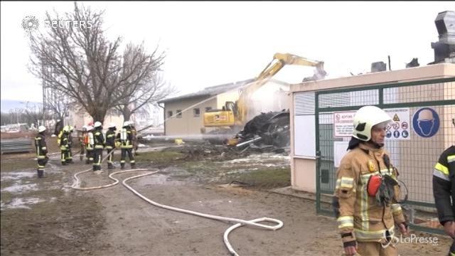Allarme rientrato dopo l'esplosione del gasdotto in Austria