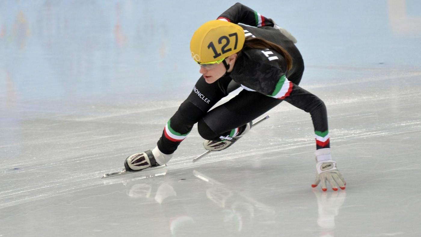 Short track, Italia da applausi agli Europei, doppio oro per Valcepina