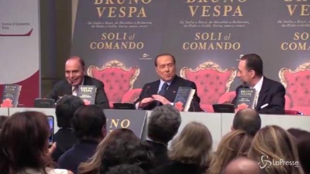 """Berlusconi: """"Mussolini non era proprio un dittatore"""""""