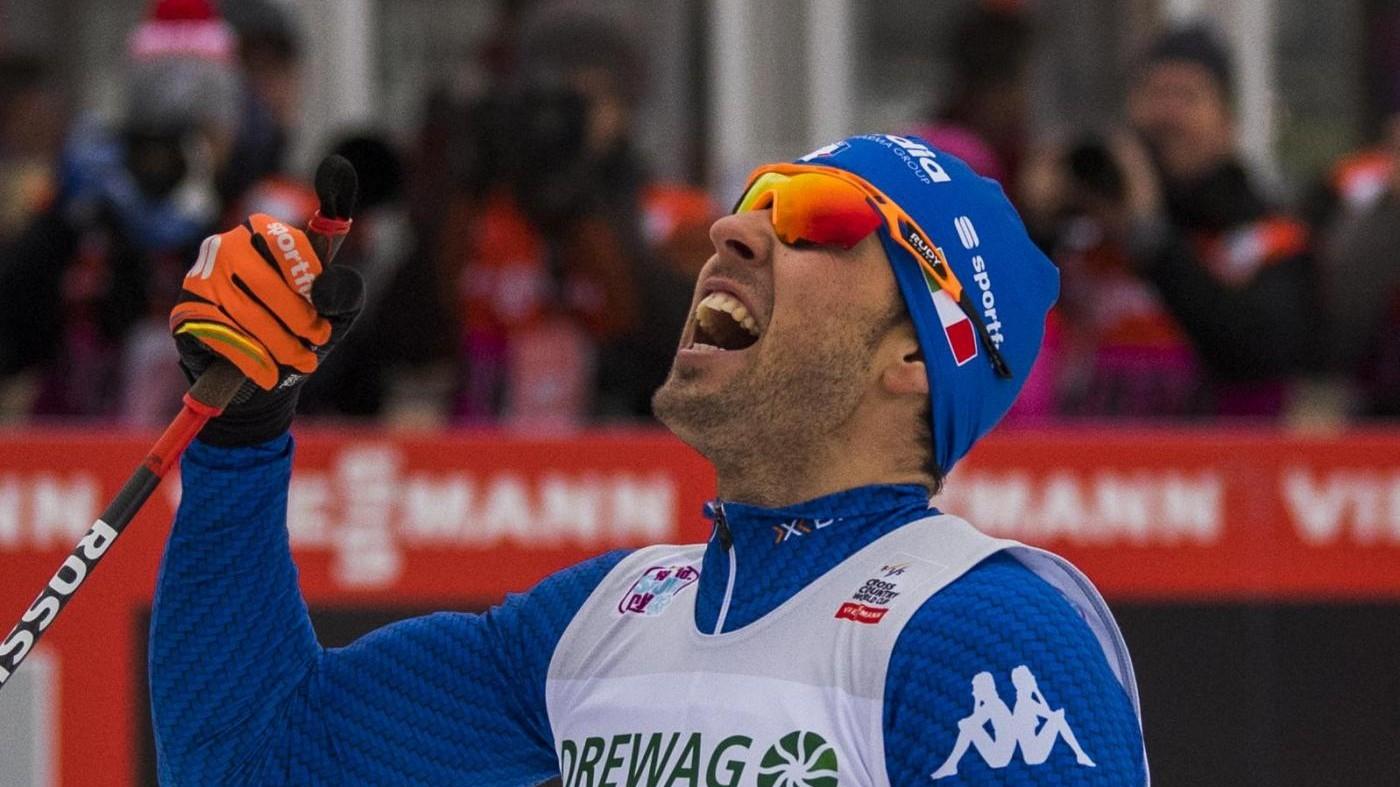 Ancora Pellegrino, con Noeckler vince la Team Sprint di Dresda