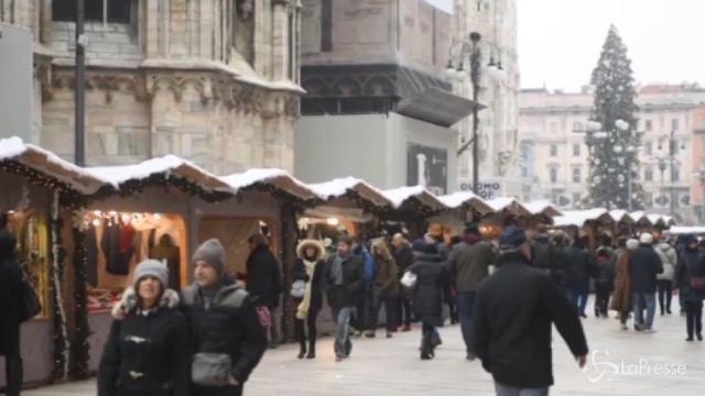 Natale, il 34% degli italiani userà la tredicesima per le spese utili