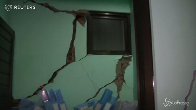 Sisma in Indonesia, vittime e crolli