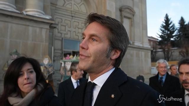 """Emanuele Filiberto: """"Un passaggio per il Piemonte per finire a Roma"""""""