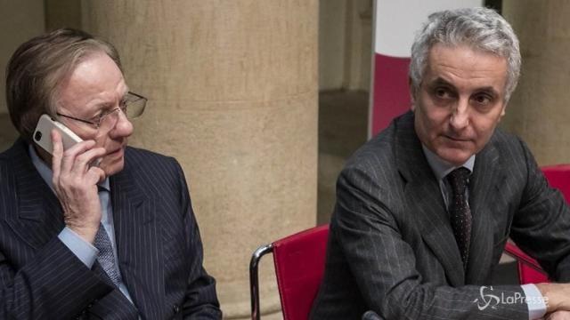 Addio all'ex ministro Matteoli morto in un incidente stradale