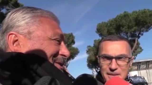 """Siparietto tra campioni, Altobelli a Bergomi: """"Ti ho insegnato tanto"""""""