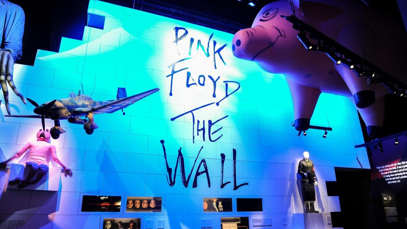 'The Pink Floyd Exhibition: Their Mortal Remains' sbarca a Roma