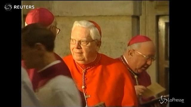 E' morto il cardinale Law, al centro dell'inchiesta 'Spotlight'