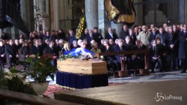 A Roma l'ultimo saluto all'ex ministro Matteoli