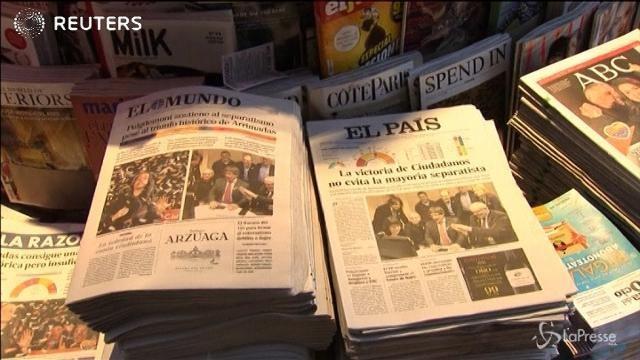 Elezioni in Catalogna, Madrid si sveglia incredula