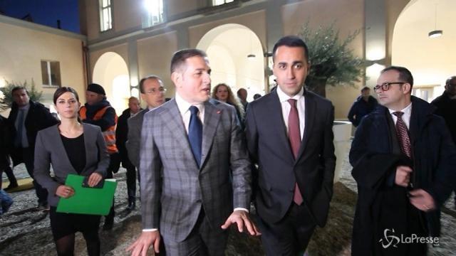 """Di Maio: """"Favorire il made in Italy e le nostre eccellenze"""""""