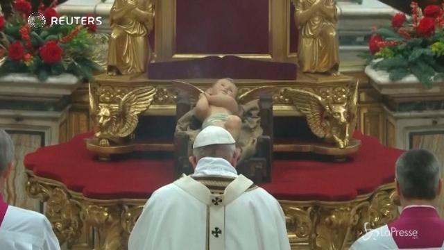 """Il Papa: """"Gesù ci dà il documento di cittadinanza"""""""