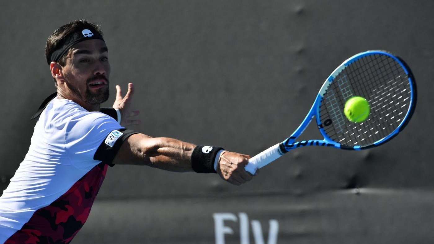 Australian Open, battuto Benneteau in 5 set. Anche Fognini agli ottavi