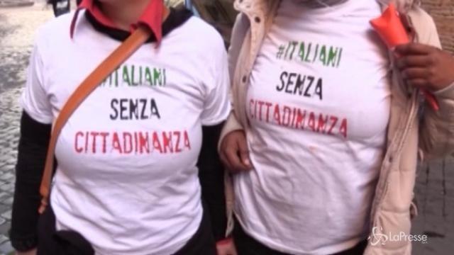 Ius soli, l'appello degli italiani senza cittadinanza a Mattarella